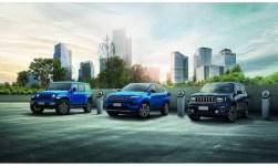 Jeep 4xe range