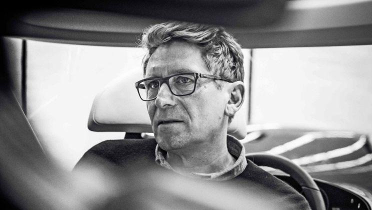 Markus Auerbach, Leiter Interieur Design, 2021, Porsche AG