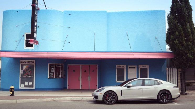 Panamera GTS, Rocky Mountains, Kanada, 2021, Porsche AG