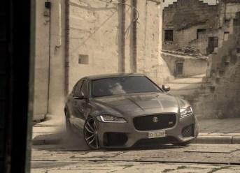 Jaguar XF James Bond