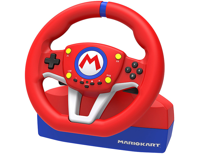 Hori Super Mario Switch Mario Kart Racing Wheel Pro   Lenkräder