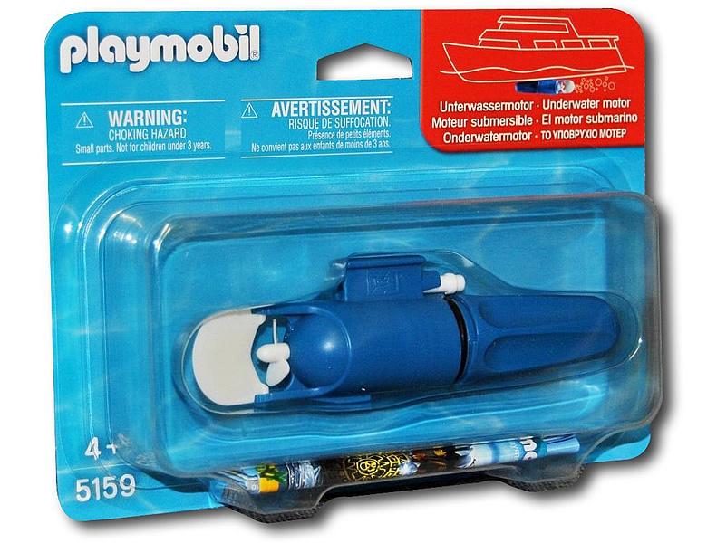 PLAYMOBIL Unterwassermotor 5159