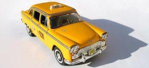 Taxi für eine Person
