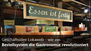Lokaweb Gastronomie-App