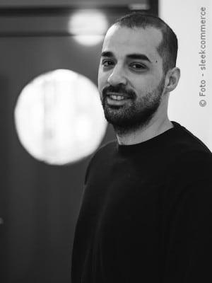 sleekcommerce Gründer Kaveh Raji