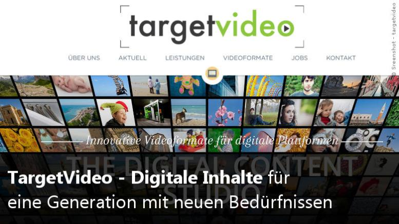 TargetVideo - Digitale Inhalte