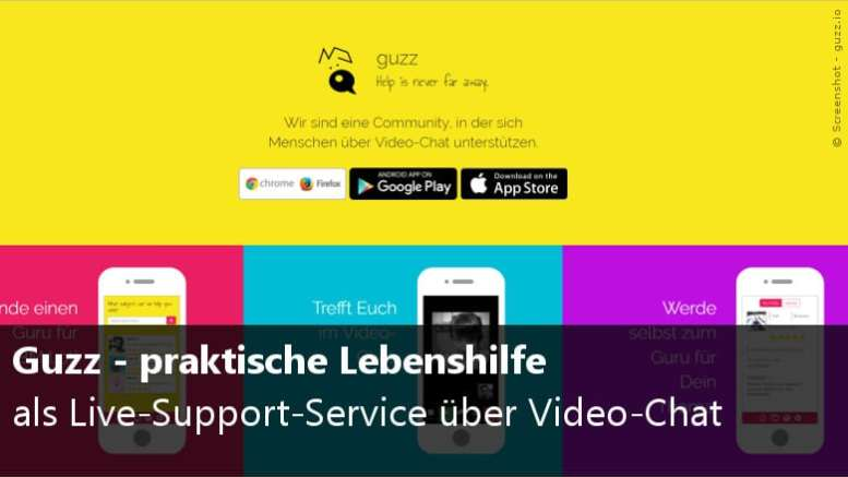 GUZZ-Live-Support