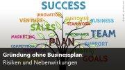 Businessplan - darauf kommt es an