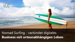 Digitale Nomaden - Nomad Surfing