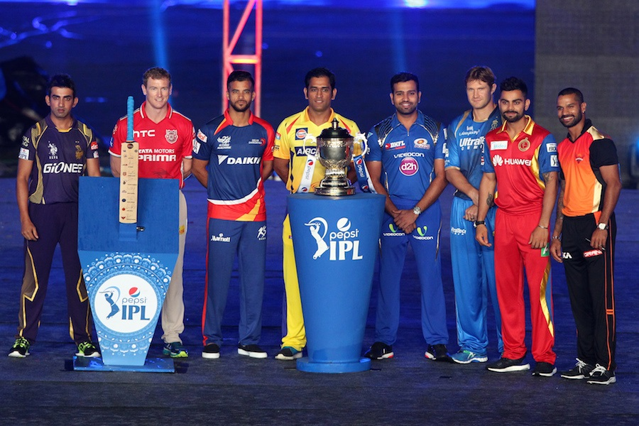 Indian Premier League Season 8 Points Table IPL 2015