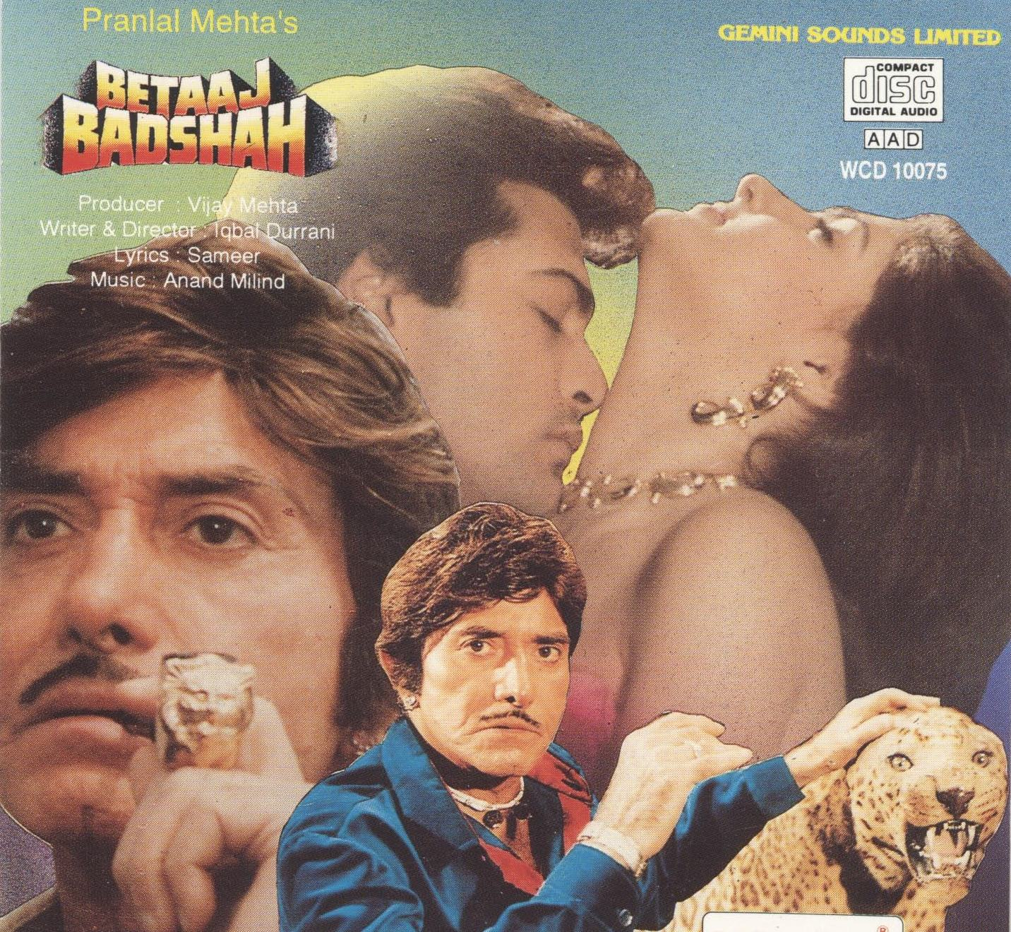 Betaaj Badshah Movie Poster
