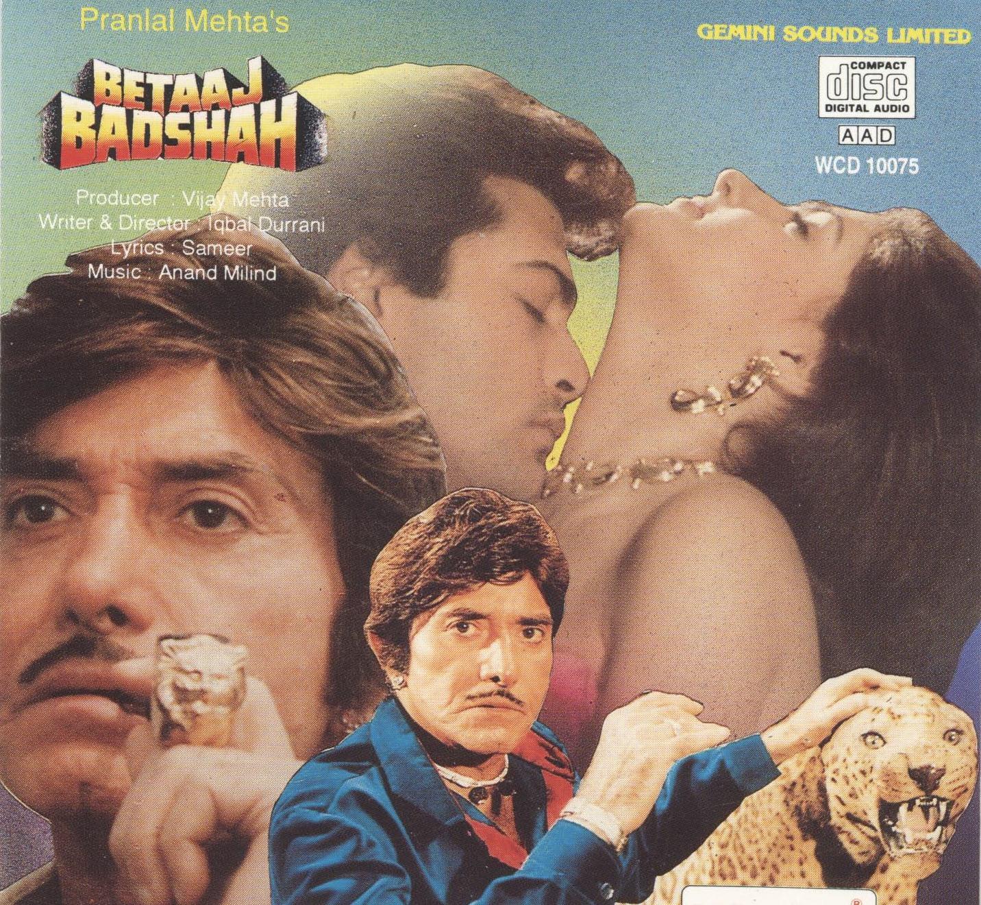 Betaaj Badshah Movie Poster