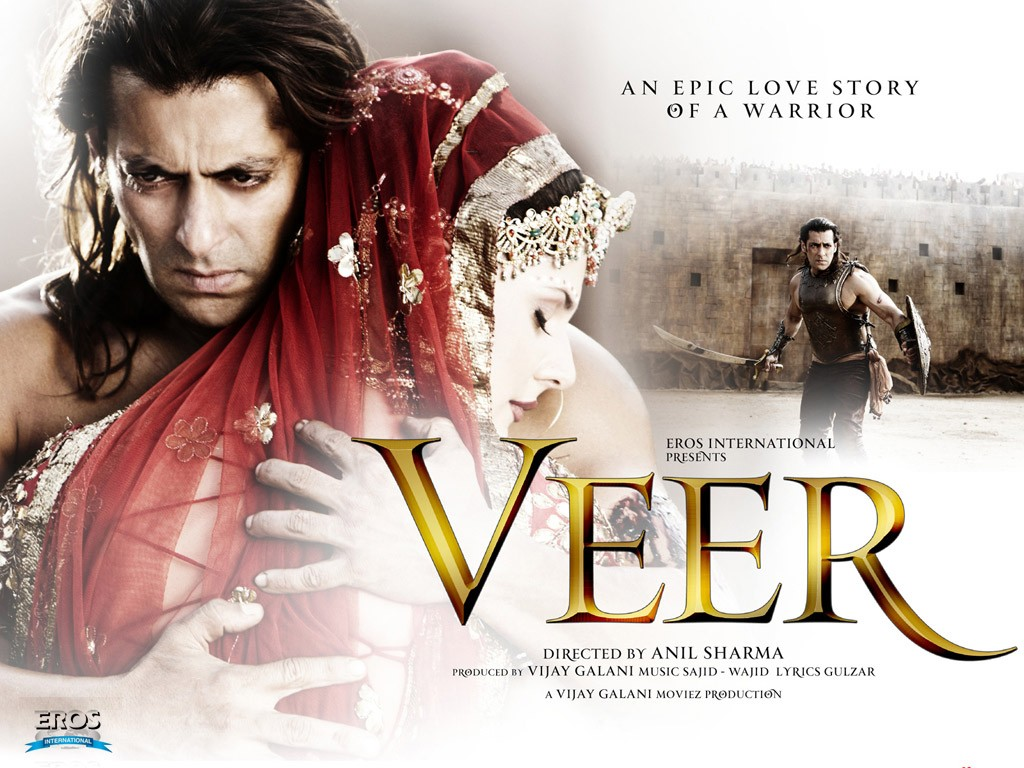 Veer Movie Poster Full HD Desktop Wallpaper