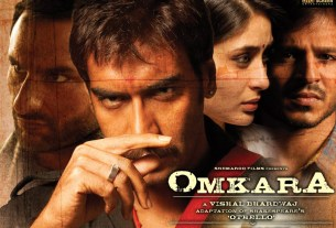 Omkara Movie Poster - Ajay Devgan