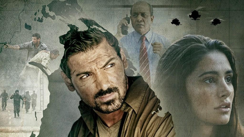 Madras Cafe Movie Poster John Abraham Nargis Fakhri
