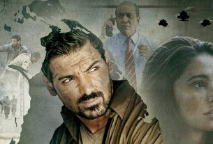 Madras Cafe Movie Poster John Abraham Nargis Fakhri