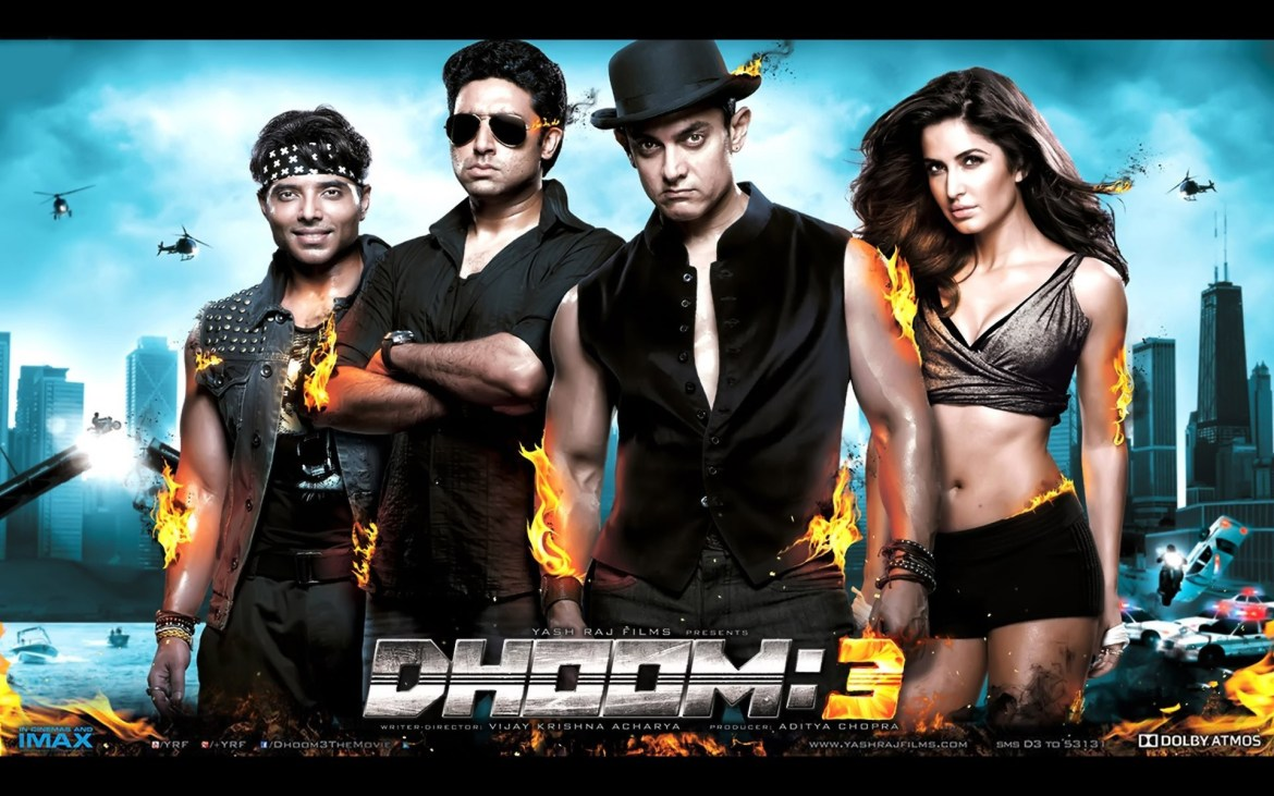 Dhoom 3 Movie Dialogues (Complete List)