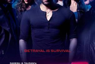 Race 2 Movie Poster HD Wallpaper