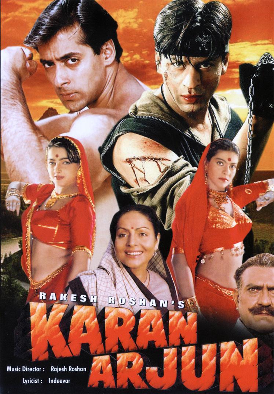 Karan Arjun Movie Dialogues (All Hit Dialogue)