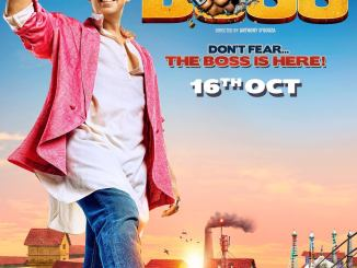 Boss Movie Poster HD Akshay Kumar