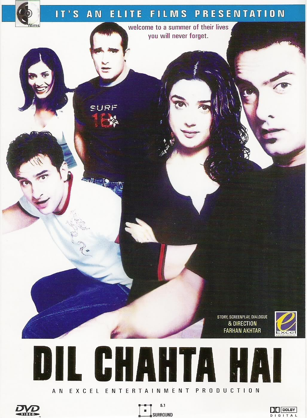 Dil Chahta Hai Movie Dialogues (Famous Quotes)