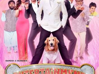 Entertainment Movie Poster Full HD