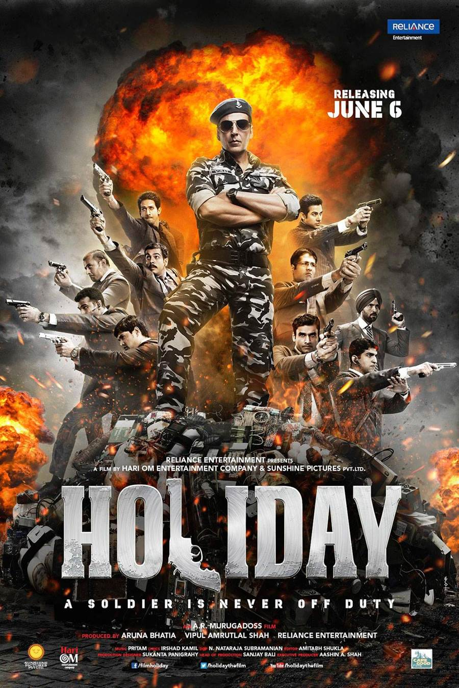 Holiday Movie All Dialogues (Famous Quotes)