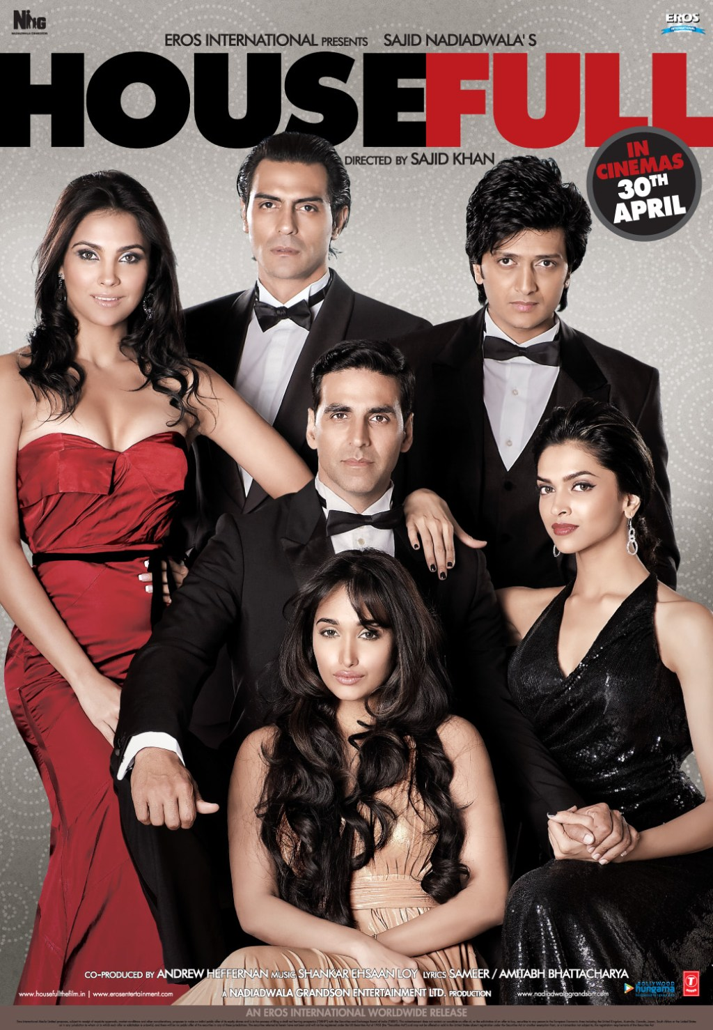 Housefull Movie Poster- Full HD