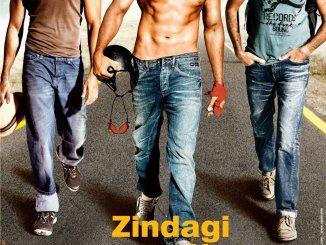 Zindagi Na Milegi Dobara Movie Dialogues Poster Ft. Farhan Akhtar, Hrithik Roshan, Abhay Deol - Full HD Wallpaper
