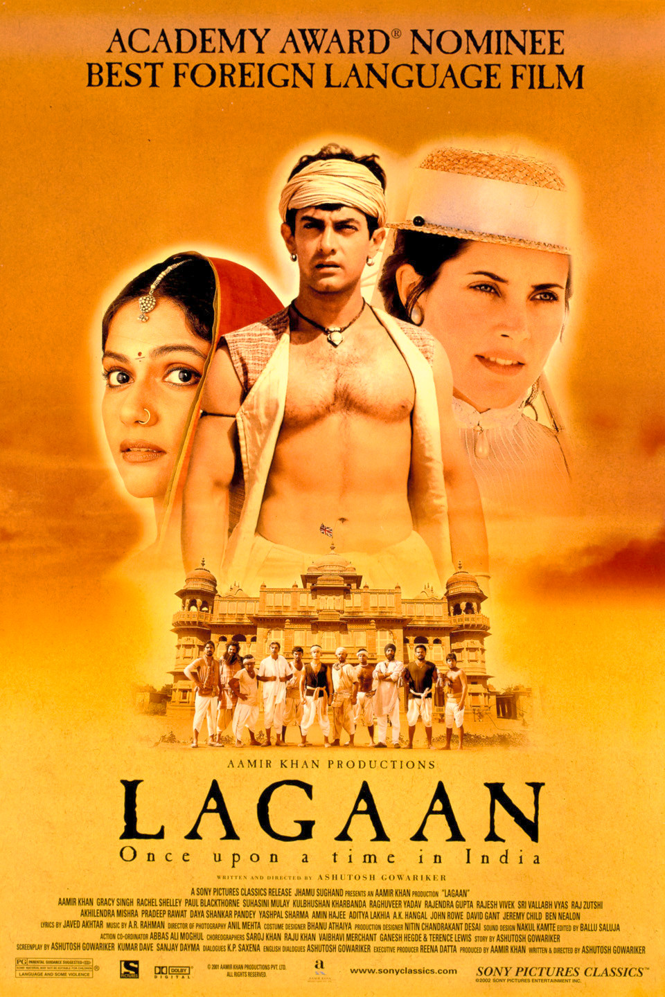 Lagaan Movie Dialogues (Famous Quotes)