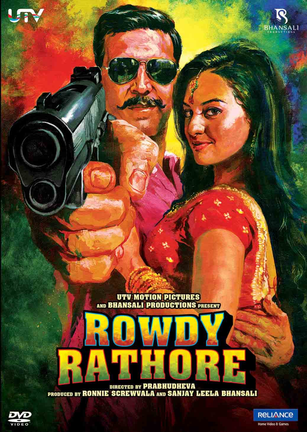 Rowdy Rathore Movie Quotes (All Hit Dialogue)
