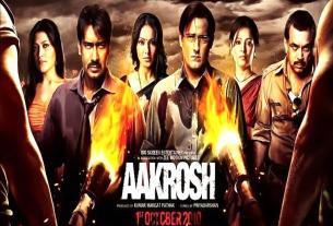 Aakrrosh Movie Ajay Devgan, Akshaye Khanna