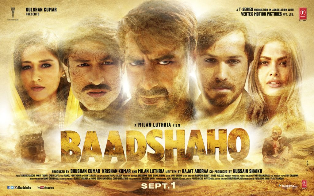 Baadshaho Movie Dialogues (Filmy Quotes)