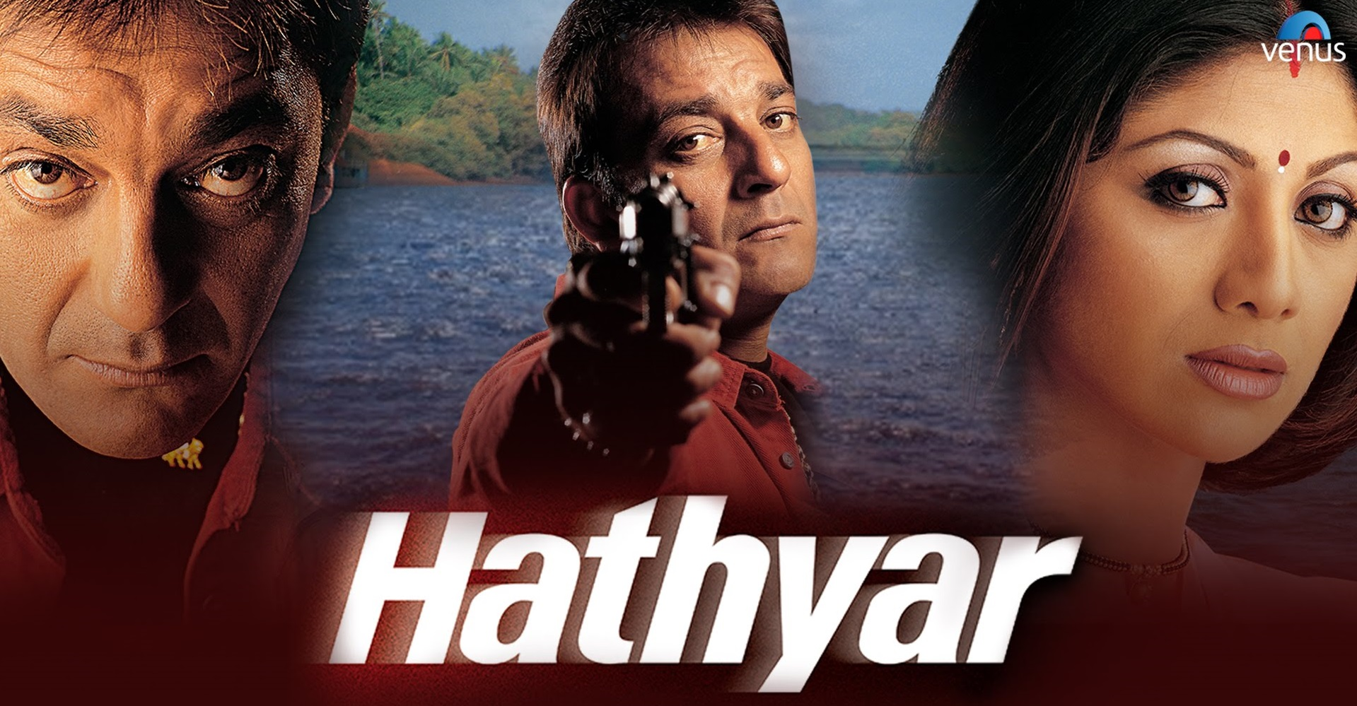 Hathyar Movie Poster - Sanjay Dutt