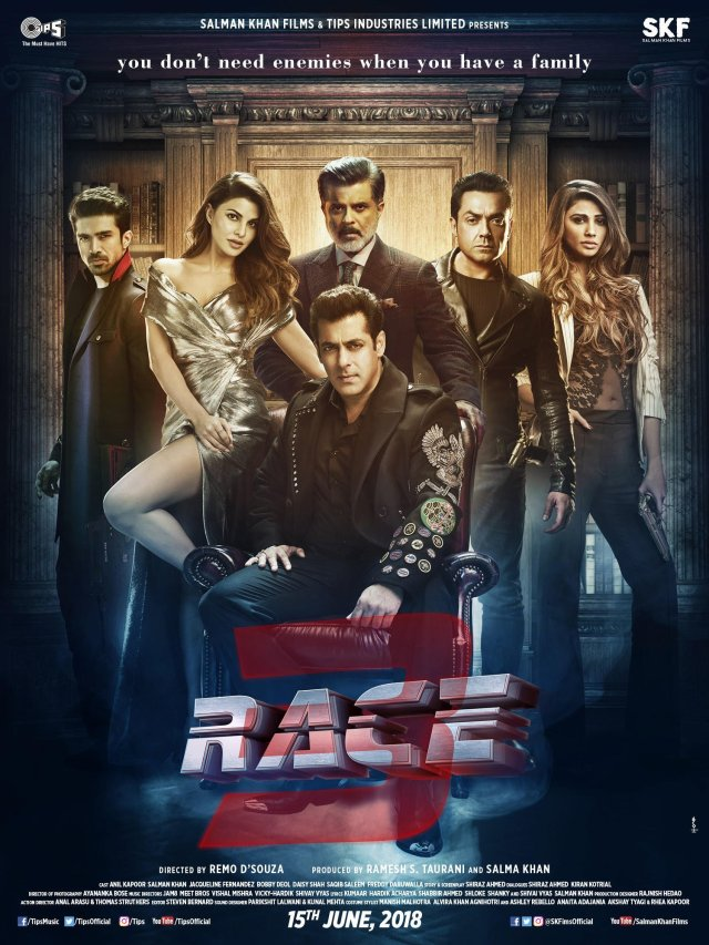 Race 3 By Salman Khan