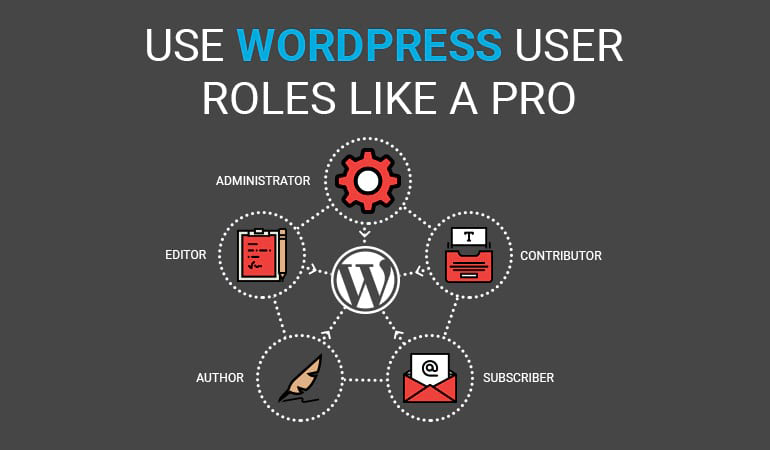 What Are The Different Types Of User In WordPress And Their Permissions