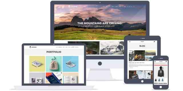 WordPress Theme - Getting Started With WordPress