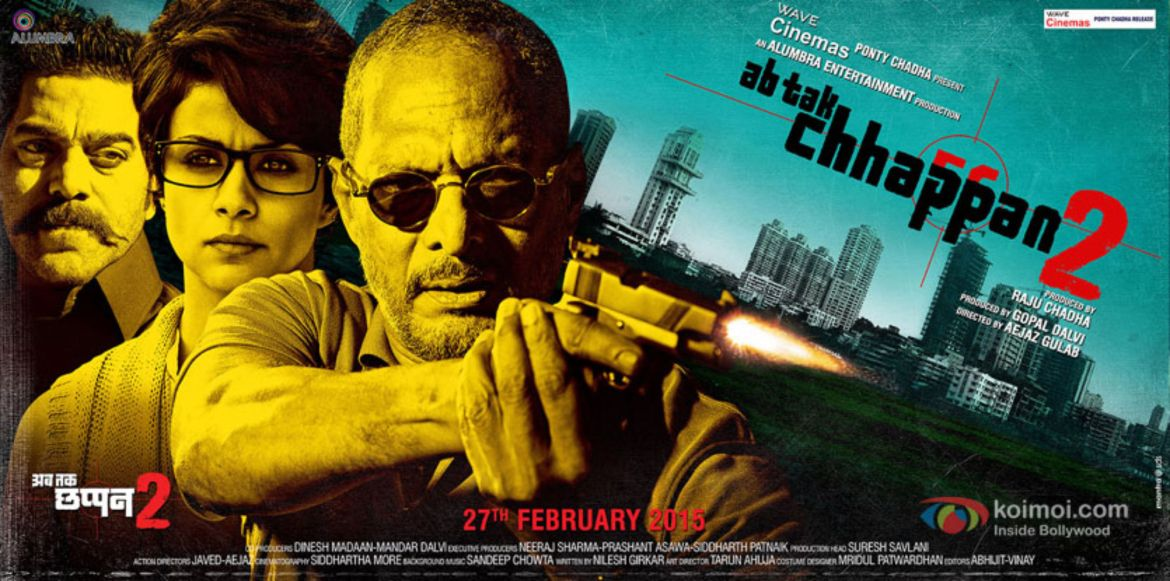 Ab Tak Chhappan 2 Movie Dialogues (Complete List)
