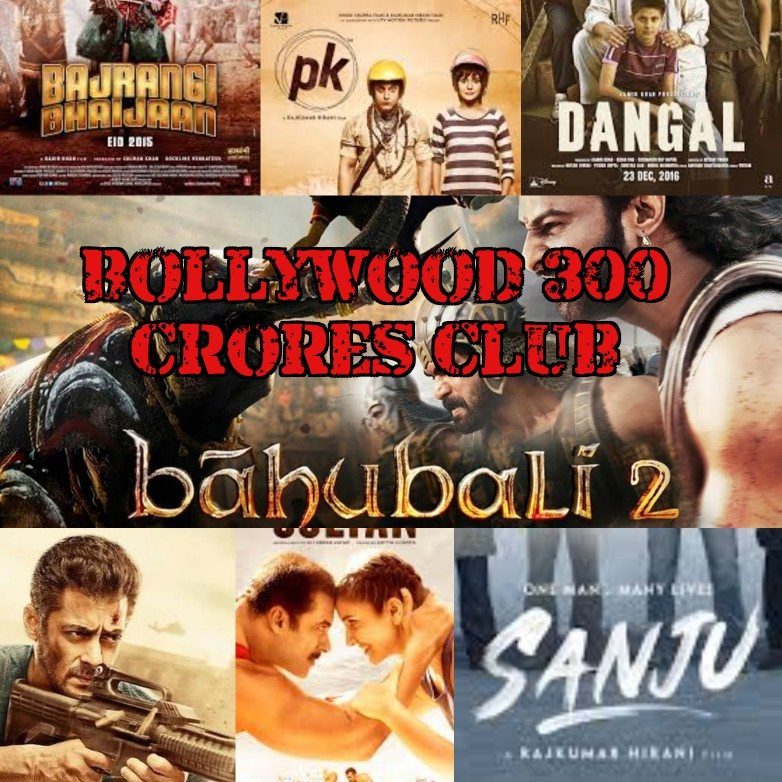 Bollywood 300 Crore Club – Box Office Collection