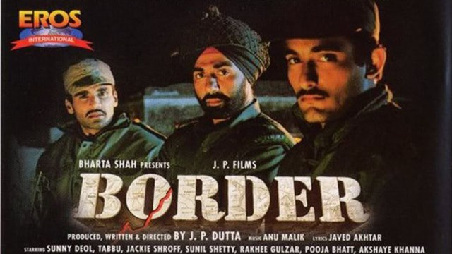 Border Movie Full HD Poster