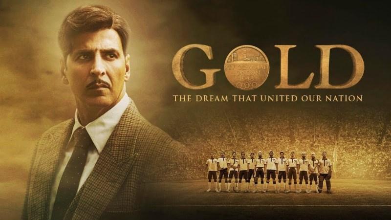 Gold Movie Poster - Akshay Kumar Full HD Wallpaper