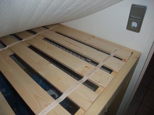 Bett selber bauen  meinzigartig