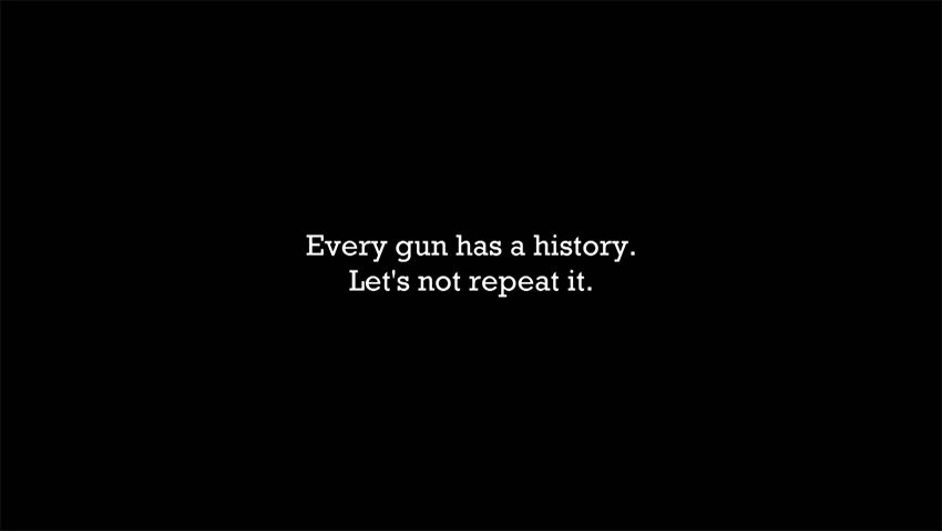 Out of the Screen | Guns With History