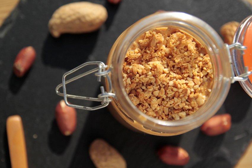 Na Cozinha – Manteiga de Amendoim Caseira