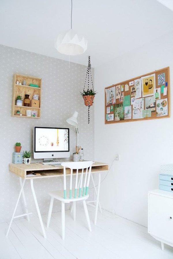 Inspiração – Decoração de escritórios