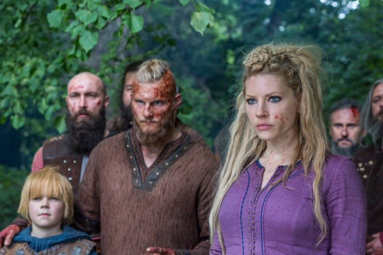 Séries – Vikings