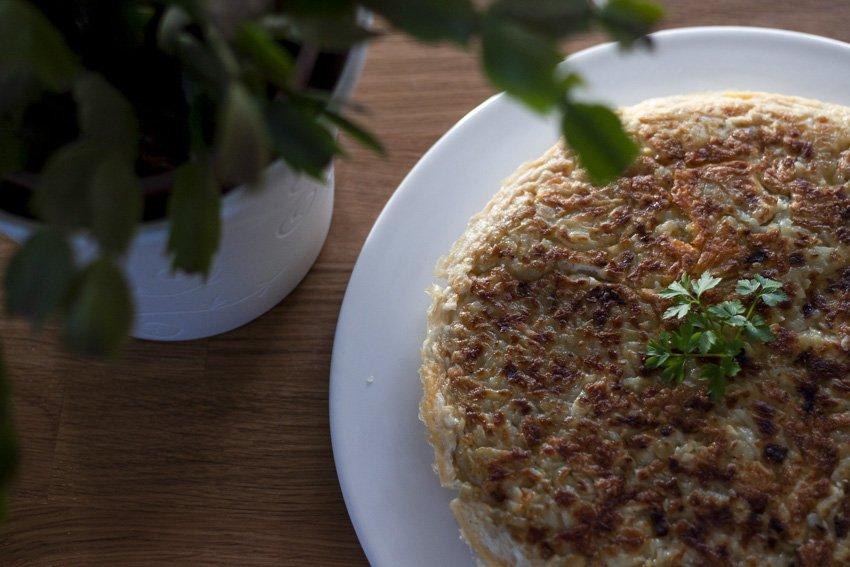 Na Cozinha – Tortilha Espanhola