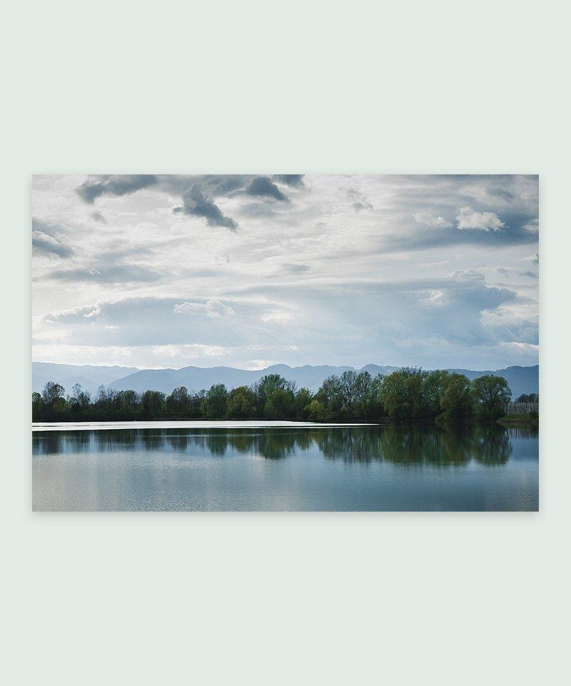 Vrbje Eslovénia - Foto impressa   Meio Cheio