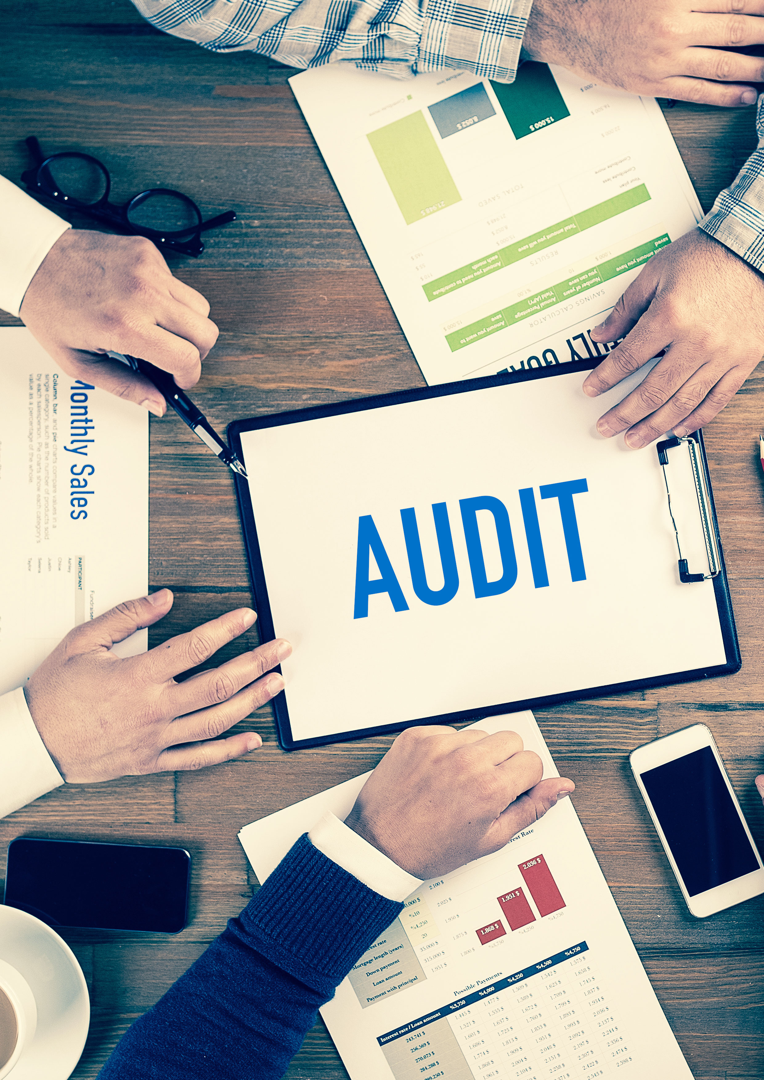 Internal Control Compliance Operational And Financial