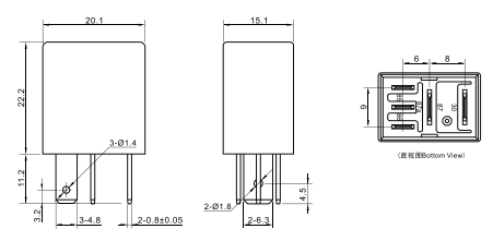 China Micro Relay Diagram Manufacturers and Suppliers